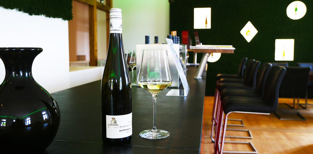 Vinothek in Hattenheim